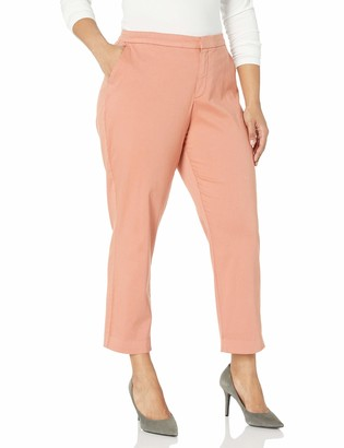 NYDJ Women's Plus Size Everyday Trouser Pants