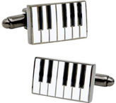 Cufflinks Inc. Men's Enamel Piano Cufflinks