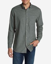 Eddie Bauer Men's Wild River Lightweight Flannel Shirt