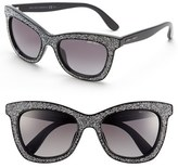 Jimmy Choo 'Flash' 52mm Sunglasses