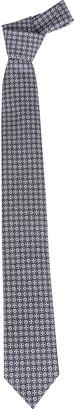 Ermenegildo Zegna Micro Print Tie