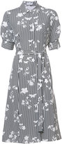 Altuzarra Kieran printed shirt dress - women - Silk - 38