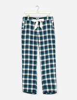 Fat Face Ditteridge Quilted Check Lounge Pants
