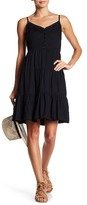 Dex Lace-Up Back Dress