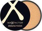 Max Factor Bronzing Powder-# 01 Golden for Women-Powder