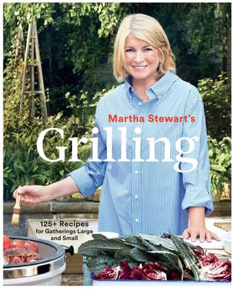 "Penguin Random House ""Martha Stewart's Grilling"" Cookbook"