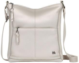 The Sak 107528 Lucia Zip Top Crossbody Bag