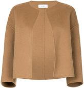 ASTRAET structured collarless jacket