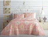 Jessica Simpson Alila Bordered Floral Medallion Quilt Mini Set