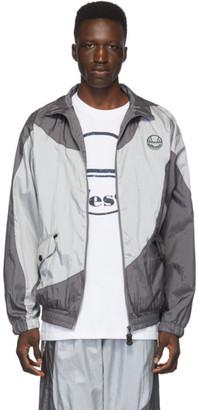 Liam Hodges Grey Ellesse Edition Perche Jacket