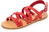 Madewell Boardwalk Multi Strap Sandals