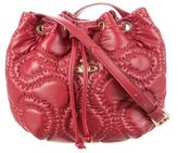 Vivienne Westwood Quilted Leather Bucket Bag