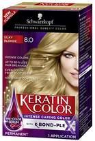 Schwarzkopf Keratin Color Anti-Age Hair Color Cream, (Packaging May Vary)