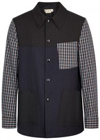 Marni Patchwork Wool Jacket