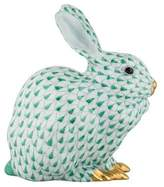 Herend Sitting Bunny Figurine