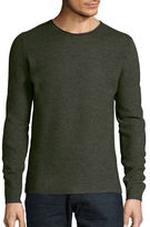 Selected Textured Cotton-Blend Sweater