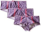 Cleo by Panache Cleo Women's Jude Boy-Short Panty, Pack of 3