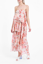 Paul & Joe Hortilla Floral Tier Dress