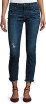 DL1961 Mara Ankle Instasculpt Straight-Leg Jeans, Ravine