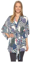 Josie Spring Fever Happi Coat Women's Pajama