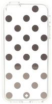 Kate Spade Le Pavillion Dot Clear Phone Case for iPhone 6c
