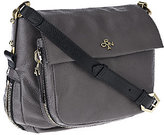 Oryany Italian Grain Leather Shoulder Bag - Corrine