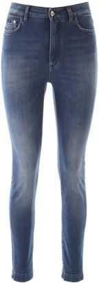 Dolce & Gabbana Skinny Fit Denim Jeans