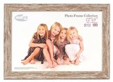 Inov-8 Inov8 British Made Traditional Picture/Photo Frame, 12x8-inch, Small Washed Walnut