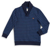 Lucky Brand Boys 8-20 Striped Knit Pullover