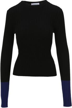 J.W.Anderson Two-tone Sleeve Sweater
