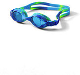 Lands' End Youth Swim Goggles-White