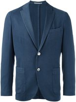Boglioli buttoned single breasted blazer - men - Wool - 52