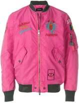 Diesel Scorpio bomber jacket