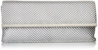 Jessica McClintock Kandi Ball Mesh Evening Clutch
