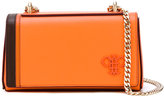 Emilio Pucci foldover chain shoulder bag - women - Calf Leather - One Size