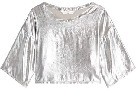Golden Goose Metallic Top