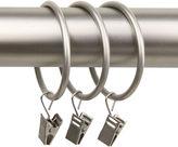 JCPenney ROD DESYNE Rod Desyne Set of 10 2 Clip Rings
