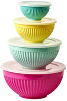 Rice Today is Fun Airtight Boxes - Set of 4