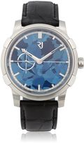1969 Heavy Metal Blue Silicium Watch