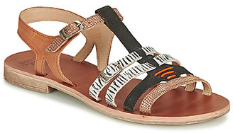 Catimini CASSIS girls's Sandals in Brown