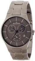Skagen Men's Balder Titanium Watch