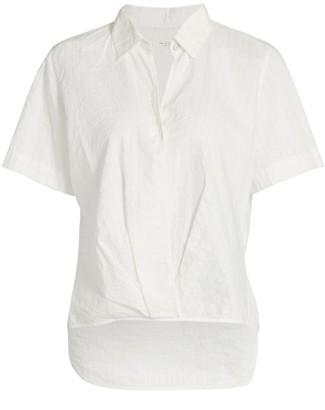 Rag & Bone Kristine Stripe Short-Sleeve Top