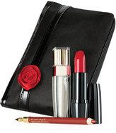 Lancôme Glamorous In Red Lip Set