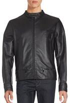 Porsche Design Motocross Leather Jacket