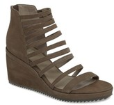 Eileen Fisher Women's Milly Strappy Wedge Sandal