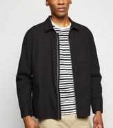 New Look Cotton Zip Up Light Jacket