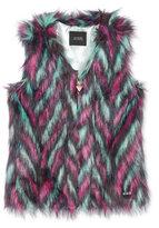 GUESS Faux-Fur Vest, Big Girls (7-16)
