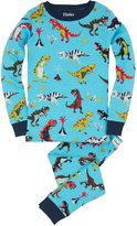 Hatley Youth Boy's T-Rex Pajama Set