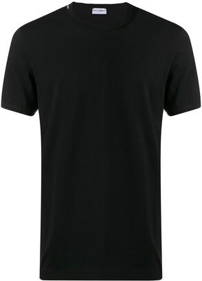 Dolce & Gabbana stitched logo tab T-shirt