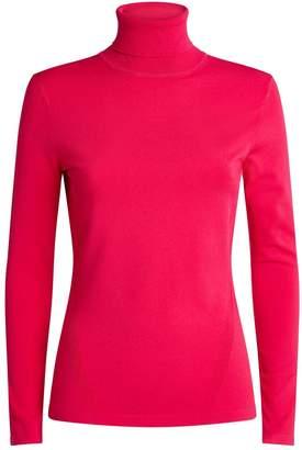 Diane von Furstenberg Jelena Rollneck Sweater